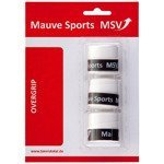 owijki tenisowe MSV OVERGRIP SKIN PERFORATED X3 WHITE