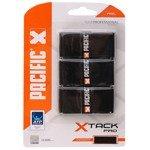 owijki tenisowe PACIFIC X TACK 3pack black