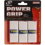 owijki tenisowe TOALSON POWER GRIP x 3 white