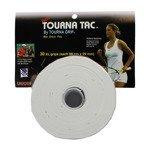 owijki tenisowe TOURNA TAC GRIP WHITE GRIPS X30 XL/0,65