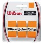owijki tenisowe WILSON PRO OVERGRIP COMFORT BURN x3 / WRZ470820