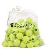 piłki tenisowe TRETORN ACADEMY GREEN (72 SZT) WOREK / TPT-049