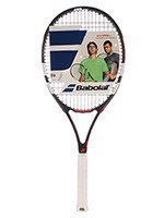rakieta tenisowa BABOLAT EVOKE 105 grey/red / 151646, 121188-208