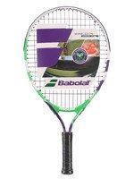 rakieta tenisowa juniorska BABOLAT WIMBLEDON JUNIOR 19 / 140155-194