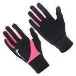 rękawiczki do biegania damskie NIKE DRI-FIT TAILWIND GLOVES / NRGA3091-091