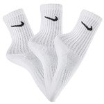 skarpety sportowe NIKE DRI-FIT COTTON CREW SOCKS (3 pary)
