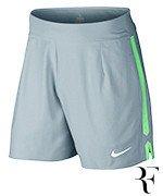 spodenki tenisowe męskie NIKE PREMIER GLADIATOR 7'' SHORT Roger Federer Australian Open 2015 / 644743-088
