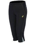 spodnie do biegania damskie 3/4 ASICS FUJI KNEE TIGHT / 110570-0497