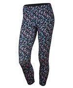 spodnie do biegania damskie 3/4 NIKE PRONTO ESSENTIAL CROP / 777168-404