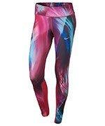 spodnie do biegania damskie NIKE POWER EPIC RUNNING TIGHT / 831806-607