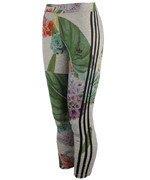 spodnie sportowe damskie ADIDAS TRAINING LEGGING / AJ8879