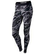 spodnie sportowe damskie NIKE SPORTSWEAR LEGGING / 848434-010