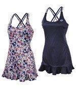 sukienka tenisowa dwustronna LOTTO TWICE DRESS / R9814