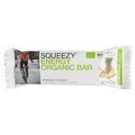 suplement SQUEEZY ENERGY ORGANIC BAR pineapple, almond / 40g
