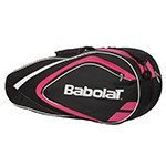 torba tenisowa BABOLAT RACKET HOLDER X6 CLUB PINK / 127724