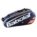 torba tenisowa BABOLAT RACKET HOLDER X6 PURE ROLAND GARROS / 144133, 751144-209