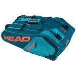 torba tenisowa HEAD CORE 9R SUPERCOMBI / 283537 PTNC