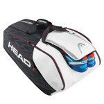 torba tenisowa HEAD DJOKOVIC 12R MONSTER COMBI / 283077 BKWH