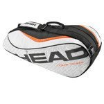 torba tenisowa HEAD TOUR TEAM COMBI / 283236 SIBK