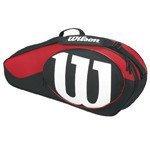 torba tenisowa WILSON MATCH II 3 PACK BAG / WRZ820603