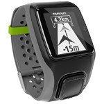 zegarek sportowy z funkcją GPS TOMTOM MULTISPORT + czujnik tętna na klatkę piersiową / 1RS0.001.02S