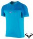 koszulka tenisowa męska NIKE CHALLENGER PREMIER RAFA CREW / 646097-407