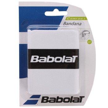 bandana tenisowa BABOLAT BANDANA WHITE