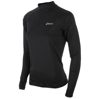 bluza do biegania damska ASICS LONG SLEEVE 1/2 ZIP TOP / 110425-0904