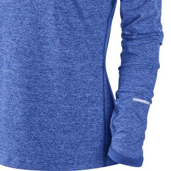 bluza do biegania damska NIKE ELEMENT HALF ZIP /  481320-439