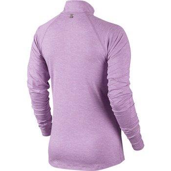 bluza do biegania damska NIKE ELEMENT HALF ZIP / 481320-510