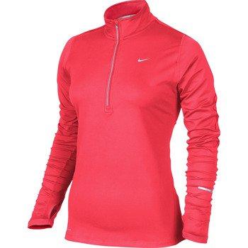 bluza do biegania damska NIKE ELEMENT HALF ZIP / 481320-646
