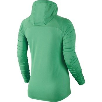bluza do biegania damska NIKE ELEMENT HOODY / 685818-348