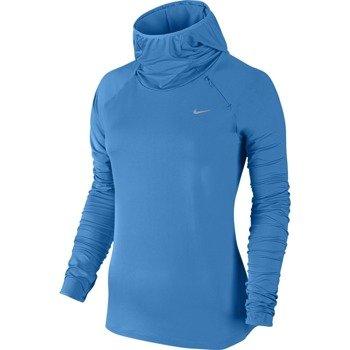 bluza do biegania damska NIKE ELEMENT HOODY / 685818-435