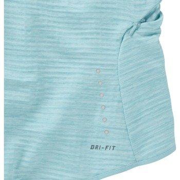 bluza do biegania damska NIKE ELEMENT SPHERE 1/2 ZIP / 686963-437