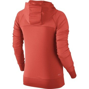 bluza do biegania damska NIKE RUN FAST HOODIE / 719515-696