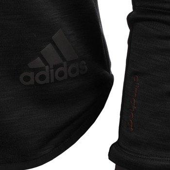 bluza do biegania męska ADIDAS SEQUENCIALS CLIMAHEAT HOODIE / AP9727