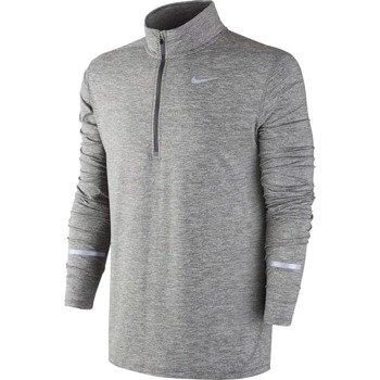 bluza do biegania męska NIKE DRI-FIT ELEMENT HALF ZIP / 683485-021