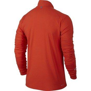 bluza do biegania męska NIKE DRI-FIT ELEMENT HALF ZIP / 683485-891