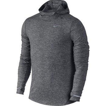 bluza do biegania męska NIKE DRI-FIT ELEMENT HOODIE / 803877-021