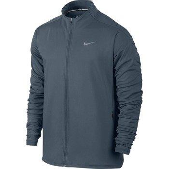bluza do biegania męska NIKE DRI-FIT THERMAL FULL ZIP / 683582-460