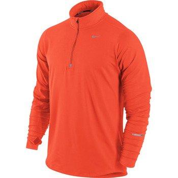 bluza do biegania męska NIKE ELEMENT 1/2 ZIP / 504606-853