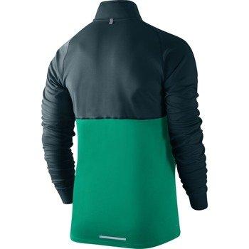 bluza do biegania męska NIKE RACER 1/2 ZIP TOP / 648588-346