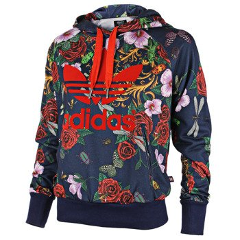 bluza sportowa damska ADIDAS LOGO HOODIE / S11815