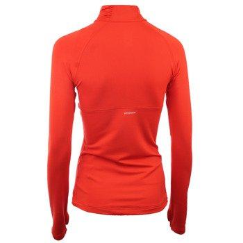 bluza sportowa damska ADIDAS TECHFIT CLIMAWARM 1/2 ZIP / AA9571