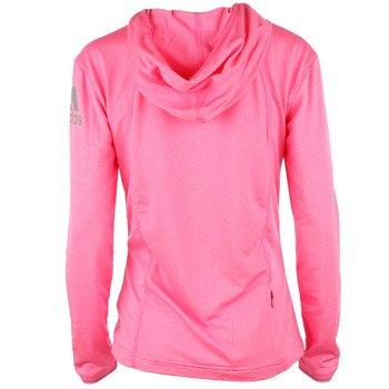 bluza sportowa damska ADIDAS UNLEASH MID HOODY / F95458