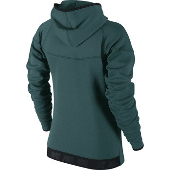 bluza sportowa damska NIKE TECH FLEECE HOODIE / 617152-483