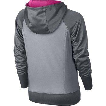 bluza sportowa dziewczęca NIKE KO 3.0 HOODIE / 695253-012