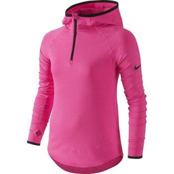 bluza sportowa dziewczęca NIKE PRO HYPERWARM 3.0 1/2 ZIP / 622110-667
