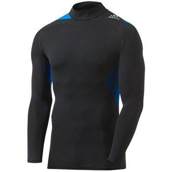 bluza sportowa męska ADIDAS TECHFIT COOL MOCK TEE / D81308