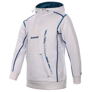 bluza tenisowa chłopięca BABOLAT SWEAT MATCH PERFORMANCE / 42S1450-101